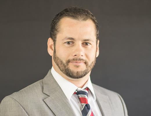 Yordan Garcia – Senior Auditor